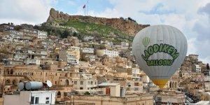 Mardin balon turizmine hazırlanıyor