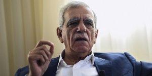 Ahmet Türk: Bu ne telaş, bu ne aymazlık