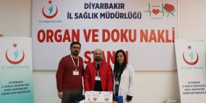 Diyarbakır'da bin 200 kişi organ bağışında bulundu