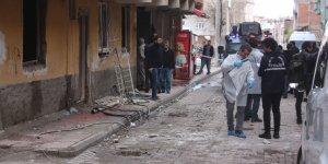 Diyarbakır'da LPG tankı patladı