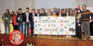 VİDEO - Kültür buluşması