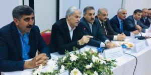 TYAB yönetimi Diyarbakır'da toplandı