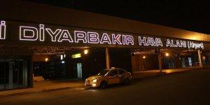 Diyarbakır Havalimanı ana pisti bakıma alınıyor