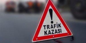 Diyarbakır'da trafik kazası: anne ve bebeği yaralandı