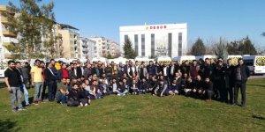 Diyarbakır'da korsan servis araçlarına tepki