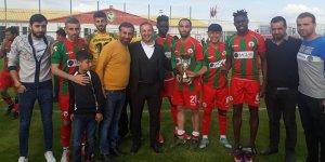 Senegalli futbolcuların Kürtçe ilgisi