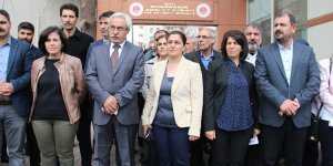 HDP adayı Mızraklı mazbatasını alıyor