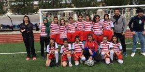 Diyarbakırlı kız futbolcular Türkiye finallerinde