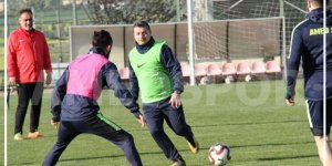 Mehmet Hoca futbolculuğa özendi