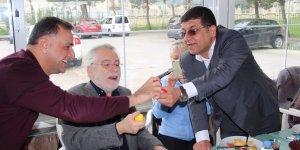 VİDEO - Kilise yasaklı, Ermeniler kafede Paskalya kutladı
