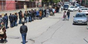 2 bin kişiye iş imkanını duyanlar İŞKUR'a koştu