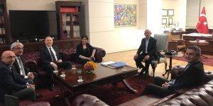HDP Eş Genel Başkanlarından Kılıçdaroğlu'na ziyaret