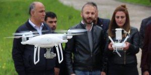 """Diyarbakır'da tarım arazileri """"drone"""" ile denetlenecek"""