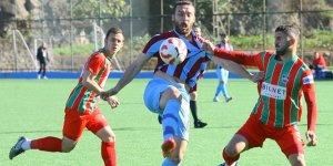 Trabzon'a karşı fire yok