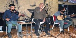 Cevdet Bağca'nın Van konseri