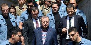 Erdoğan: Bu davanın adamı olduğunu söyleyenler neredeler ya?