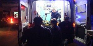 Siirt'te vahim kaza: 8 kişi yaralandı