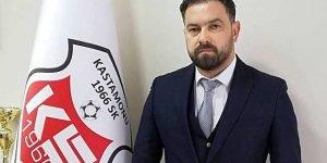 Kastamonuspor Kulüp Başkanı: Diyarbakır halkına teşekkür ediyorum