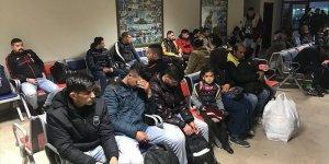 Sınır dışı edilen göçmen sayısı arttı