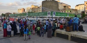 Büyükşehir'den iftar çadırları