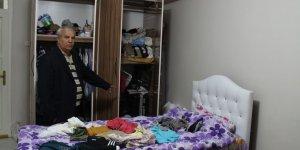 Diyarbakır'da hırsızlar aynı evi iki kez soydu