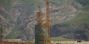 Hasankeyf'teki Koç Camii yeni yerine yerleştiriliyor