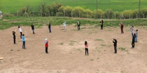 """Diyarbakırlı öğrenciler """"hayalleri""""ne atış yapıyor"""