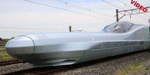 Japonya, dünyanın en hızlı treninin testlerine başladı