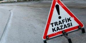 Diyarbakır Çınar yolunda trafik kazası: 2 yaralı