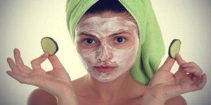Yoğurt ile yapılan yüz maskeleri