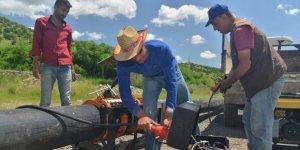 Büyükşehir'den tarımsal sulamaya destek
