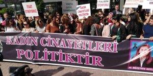 Kadınlardan ortak tepki: Mücadeleye devem edeceğiz