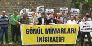 AK Partililerden Davutoğlu'na: Diyarbakır'a gelme