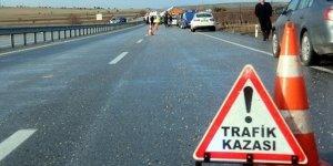 Bayram trafiğinde ilk günden 29 kaza