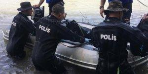 Dicle Nehri'nde kaybolan Yılmaz'ın cansız bedenine ulaşıldı