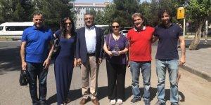 Gazeteci Nurcan Baysal serbest bırakıldı