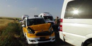 Diyarbakır-Hani karayolunda zincirleme kaza