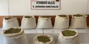 Diyarbakır'da esrar ele geçirildi
