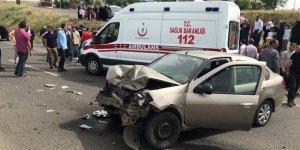 Ekinci, kazada yaralananları ziyaret etti