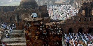 Bayram namazında terör saldırısı: 25 yaralı
