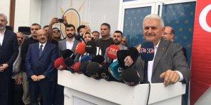 AK Parti adayı Yıldırım'dan 'Kürdistan' çıkışı
