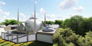 Türkiye'de örneği olmayan cami ve külliye yardım bekliyor