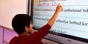 Okulda Kürtçe ve Zazaca öğrendiler