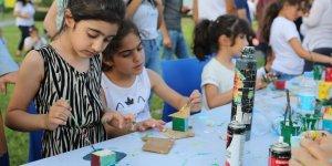 'Sur Çocuk Festivali' başladı