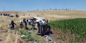 İşçileri taşıyan kamyonetin kaza nedeni belli oldu