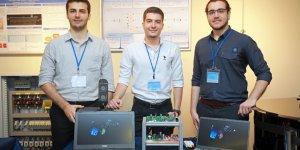 Genç mühendislerden parlak fikirler