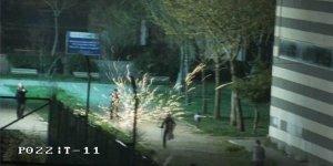 VİDEO - Diyarbakır'da vurulan Hantaş'ın öldürülme anı kamerada