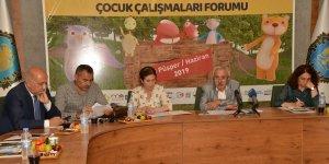 Diyarbakır'da çocuk çalışmaları formu düzenlendi