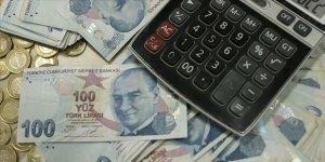 Bütçe mayıs ayında 12.1 milyar lira açık verdi
