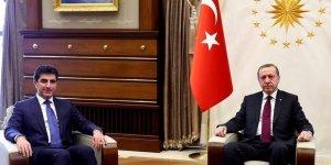 Barzani, Erdoğan ile görüşmek üzere İstanbul'da